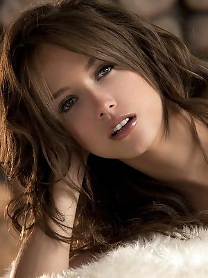 Malena Morgan plays a song of sweetness